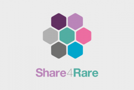 Press kit for Share4Rare's launch campaign