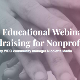 Webinar_Fundraising for Nonprofits